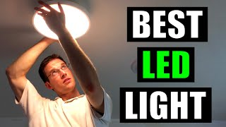 BEST LED LIGHT on AMAZON!? | 2020 TALOYA Flush Mount 12 Inch Ceiling Light Review