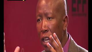 JULIUS MALEMA INTERVIEW WITH TVC NEWS