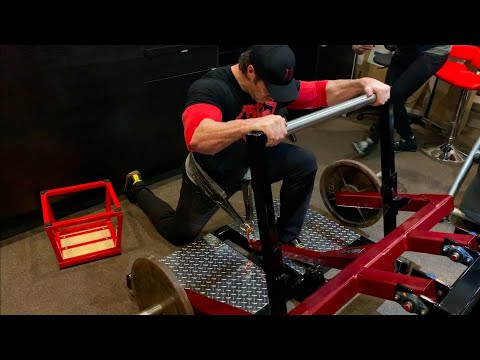 BIG Training Advice For Athletes – EXCLUSIVE Leg Workout