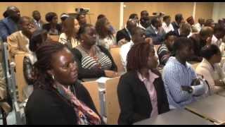 Rencontre entre la diaspora camerounaise et les Recteurs du Cameroun