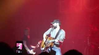 Eric Church London - I'm Gettin' Stoned
