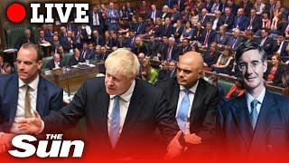 MPs debate Boris Johnson's legislative agenda outlined in the Queen's speech at the House of Commons