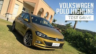 Volkswagen Polo Highline - Test Drive