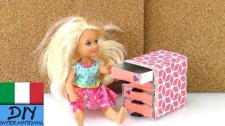 Mobili Per Casa Delle Bambole Fai Da Te : Casa di barbie fai da te cool guarda altre immagini with casa di