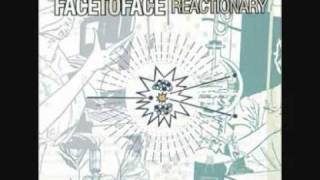 Face to Face - Shame on me