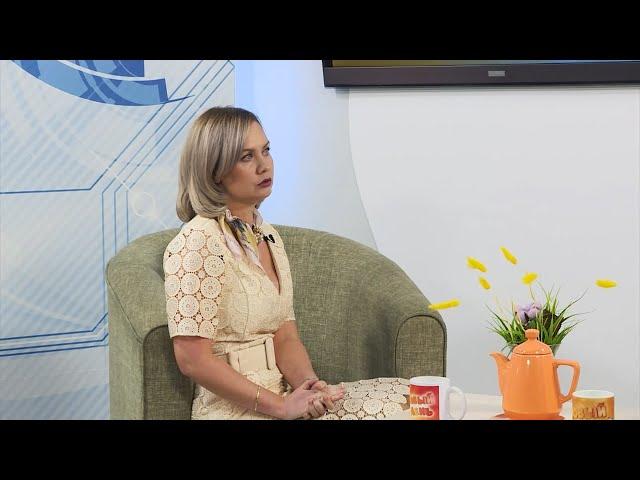 Главный врач ангарской детской стоматологической поликлиники Наталья Высота