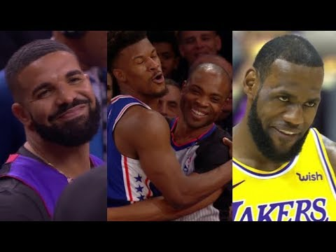 Funniest NBA Bloopers of 2018/2019 - Part 2