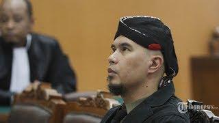 Bikin Gaduh di Persidangan, Hakim Katakan Ini ke Pendukung Ahmad Dhani