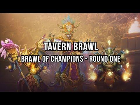 Tavern Brawl - The Brawl of Champions - Round One