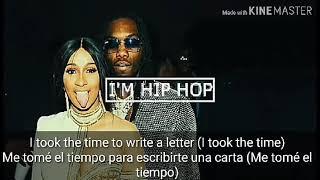 Ahora Dice Remix Letra Español Offset