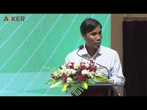 Hội thảo 2 DIỄN ĐÀN CÔNG NGHỆ VÀ NĂNG LƯỢNG VIỆT NAM NĂM 2019 - Ông Trương Văn Thôi