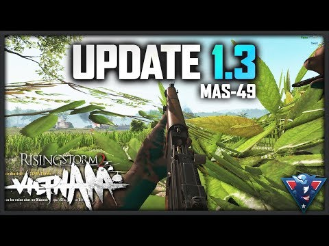MAS-49 IS GREAT | Rising Storm 2: Vietnam Gameplay - Update 1.3