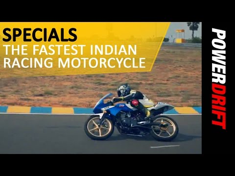 PowerDrift Specials : The Fastest Indian Racing Motorcycle