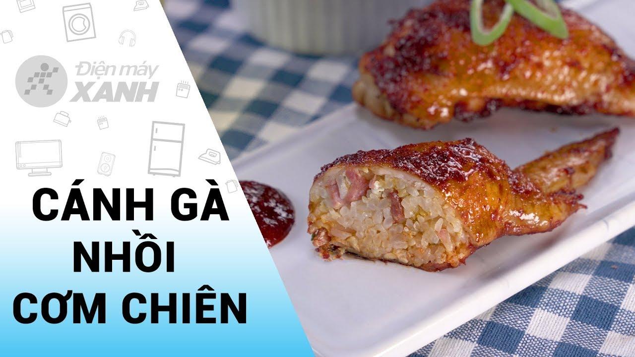 [Video] Cách làm cánh gà nhồi cơm chiên đúng vị Đài Loan ngon đắm đuối, công thức cực dễ