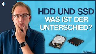 Worin liegt der Unterschied?   HDD vs. SSD
