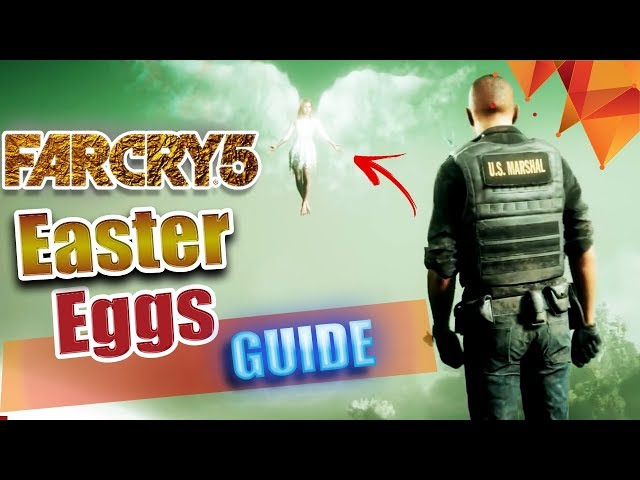 Far Cry 5 Side Missions Guide John S Region Jacob S Region