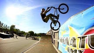 RUSSIA BMX PARK - PAVEL TERENTEV