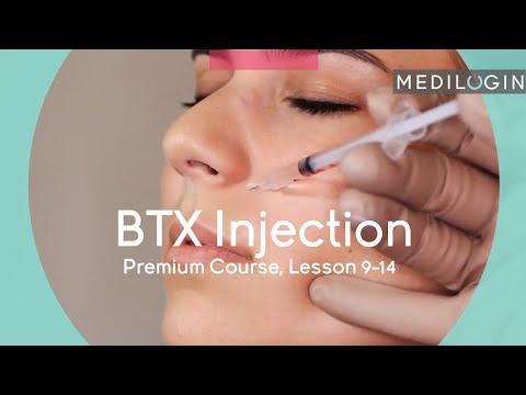 Botox® Injection (Premium Course) | MEDILOGIN - YouTube