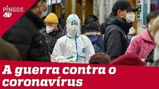 Guerra contra o coronavirus