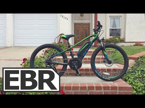BULLS TWENTY4 E Video Review – $2.9k Quality Kids Electric Bike, 15.5 MPH Pedal Assist