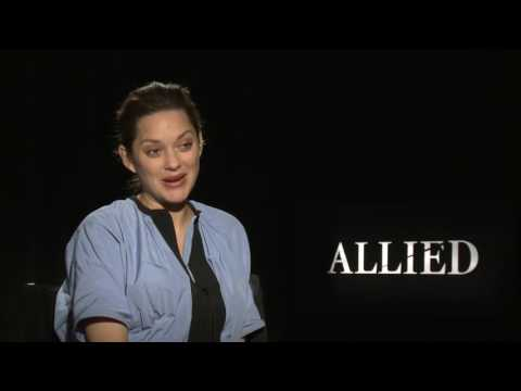 INTERVIEW - Marion Cotillard talks about the actors who inspired her