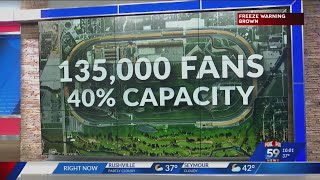 IMS announces capacity for Indy 500