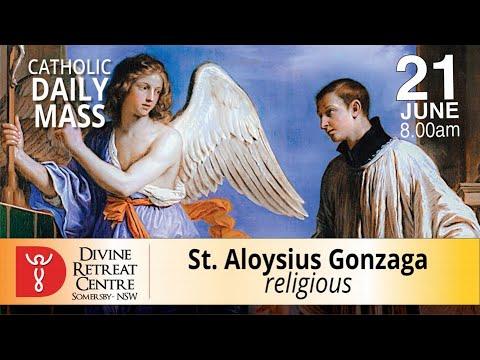 Catholic Mass Online 21st June 2021 By Divine Retreat Centre