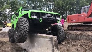 Extreme Jeep Cherokee XJ Fails & Wins Off Road Compilation