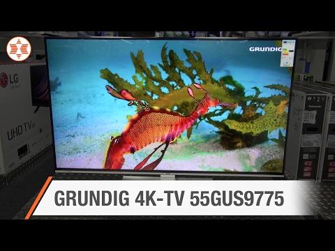 GRUNDIG Ultra-HD-TV 55GUS9775 - Jubiläums-Angebot der Woche