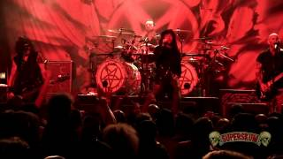 "ANTHRAX ""T.N.T."" Live"