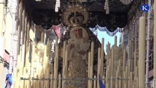 Hdad.Stmo. Cristo De La Buena Muerte Y Ntra. Sra De La Hiniesta Semana Santa En Sevilla 2017