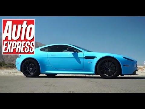 Aston Martin V12 Vantage S review - Auto Express