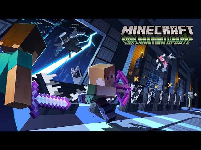 Minecraft: The Exploration Update - 1.11 now live on PC & Mac!