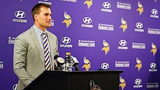 Vikings TE Kyle Rudolph on the Addition of Kirk Cousins | The Rich Eisen Show | 5/24/18