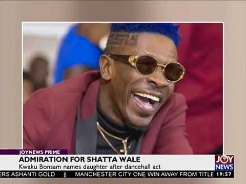 Admiration for Shatta Wale - Joy Entertainment Prime (2-4-18)