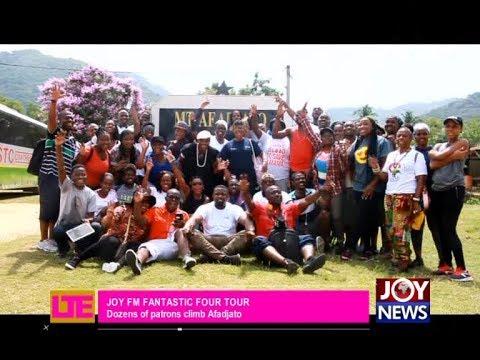 LTE Weekend Wrap with Becky on JoyNews (24-3-18)
