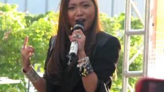 Charice - In This Song (KIIS FM Wango Tango Village) 05-15-10