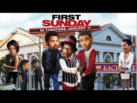 First Sunday Movie | Ice Cube Talks about the film | Behind The Scenes