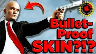 Download Youtube: Film Theory: Is Hitman's Bulletproof Skin POSSIBLE?