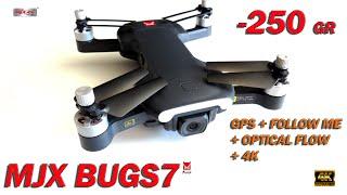 ???? MJX BUGS 7 ???? NUEVO DRONE DE 250 GRAMOS ???? Alternativa al MAVIC MINI?