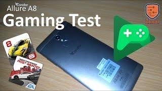 Condor Allure A8 - Gaming Test
