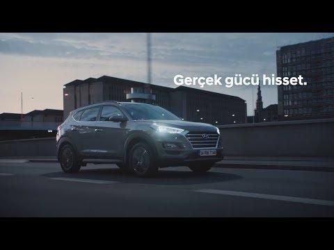 Hyundai  Tucson Внедорожник класса J - рекламное видео 3