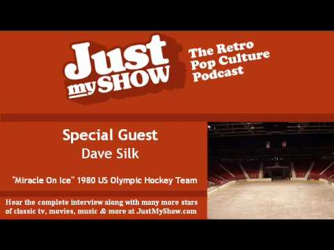 Interview with Miracle on Ice Star Dave Silk of the 1980 U.S. Olympic Hockey Team