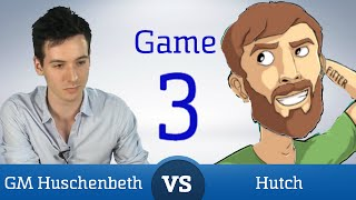 The Falkbeer Countergambit! | Game 3 Match vs. Hutch (Time Odds)