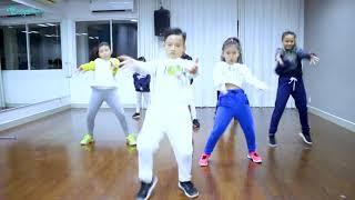 Học nhảy hiphop kid tại SaigonDance