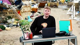 Joe Lycett TESTS UberEats with Most Unhygienic Restaurant in London??   Joe Lycett's Got Your Back