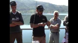 preview picture of video 'molix 08/06/2013 Lago di Nemi'
