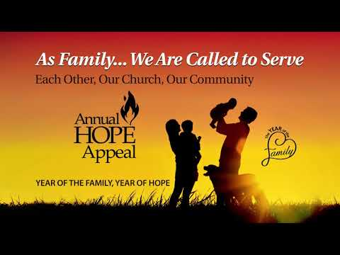 HOPE Appeal in the Year of the Family