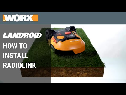 How to Install the Landroid Radiolink