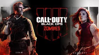 Call of Duty Black Ops 4 Zombie: l